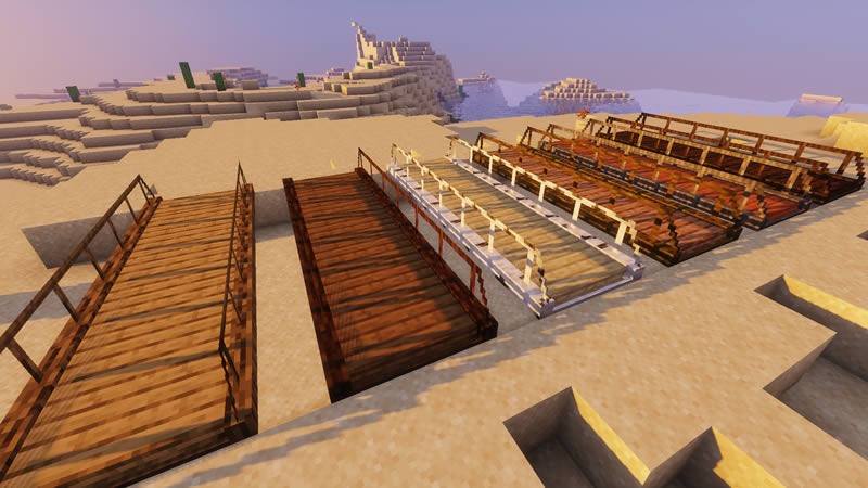 Macaws Bridges Mod Screenshot 4