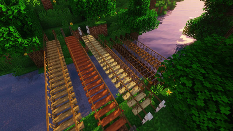 Macaws Bridges Mod Screenshot 5