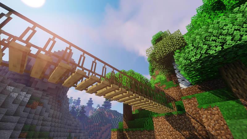 Macaws Bridges Mod Screenshot