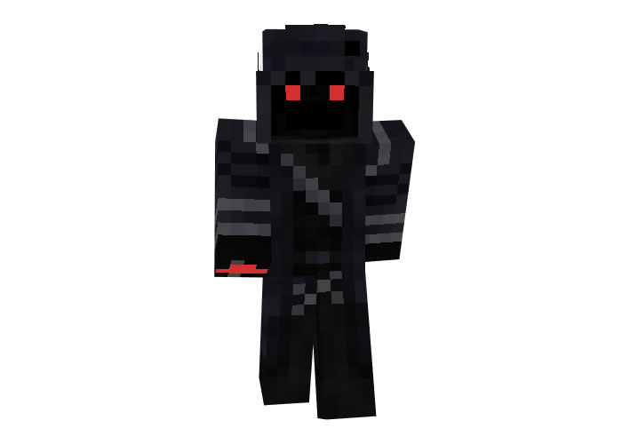 Marlon811 Halloween skin for Minecraft