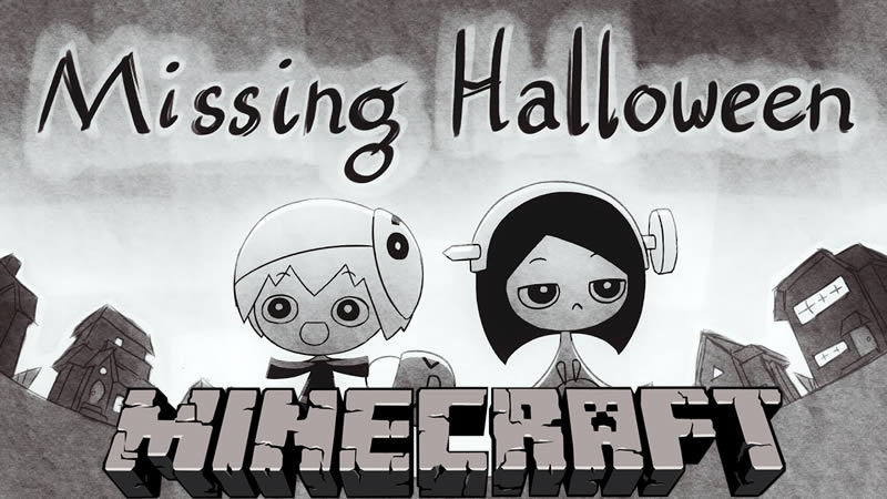 Missing Halloween Mod for Minecraft