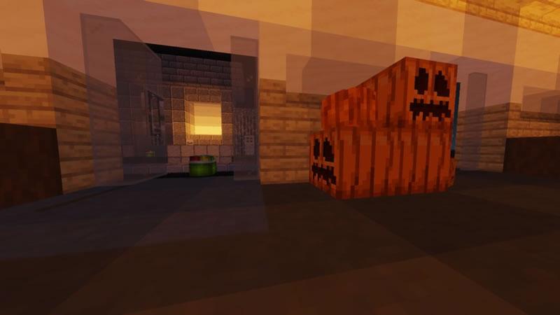 Night Shift on Halloween Map Screenshot 3