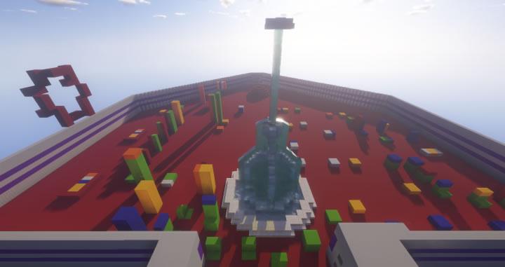 Parkour map by BlastersTNT Screenshot 3