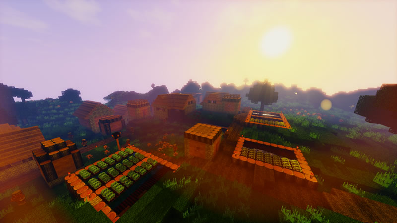 RRe36s Shaders Screenshot