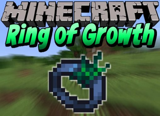 Ring of Growth Mod for Minecraft