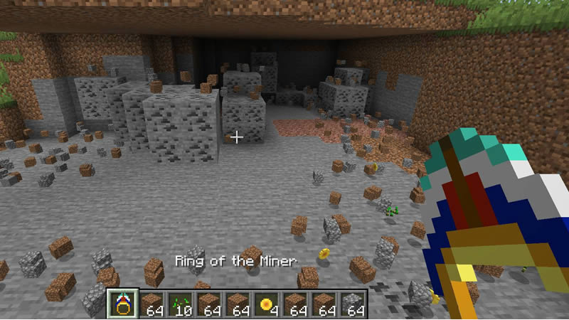 Ring of the Miner Mod Screenshot