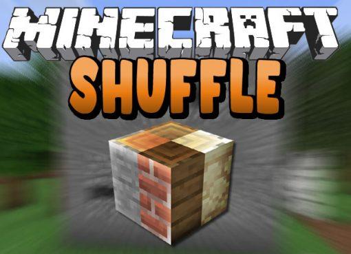 Shuffle Mod for Minecraft