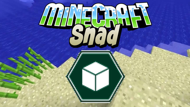 Snad Mod for Minecraft