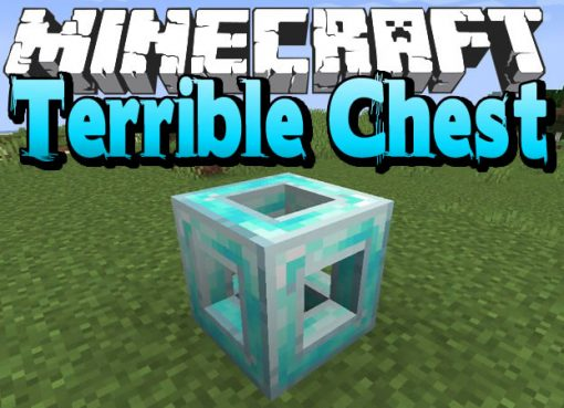 Terrible Chest Mod for Minecraft