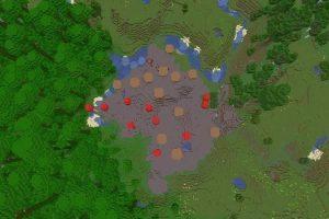 Tiny Mushroom Biome Seed for Minecraft