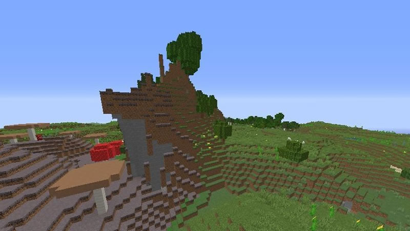 Tiny Mushroom Biome Seed Screenshot 2