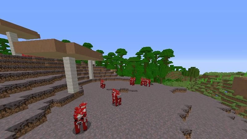 Tiny Mushroom Biome Seed Screenshot