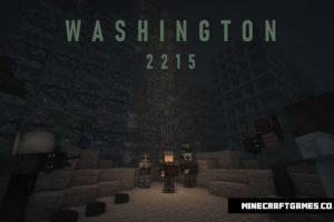 Washington 2215 Map for Minecraft