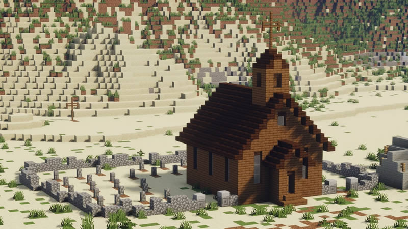 Wild West Railroad Town Map Screenshot 3
