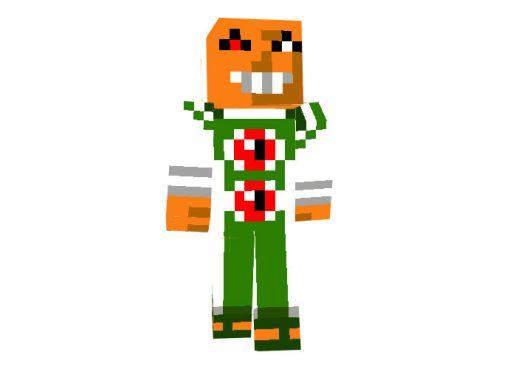 Zangoman - Halloween Skins
