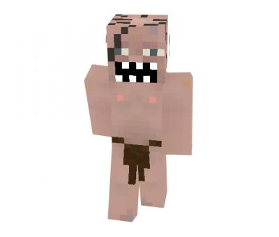nyfak77 Skin for Minecraft - Halloween Skins