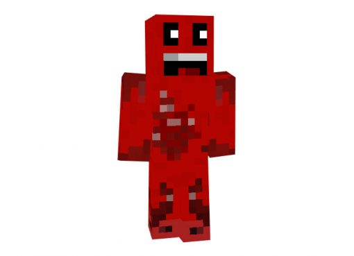 sanen (Angry mob) Minecraft Halloween Skins