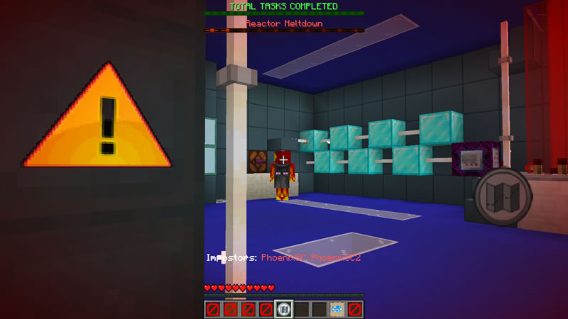 Among Us in Minecraft Map Screenshot 5