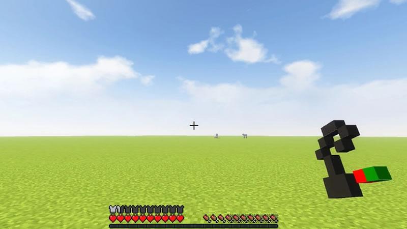 Auto Feeder Helmet Mod Screenshot