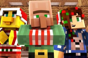 Christmas Catastrophe 2 Map for Minecraft