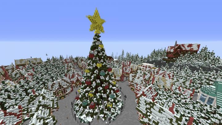 Christmas Catastrophe 2 Map Screenshot 3