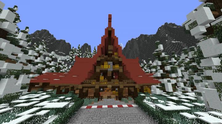 Christmas Catastrophe 2 Map Screenshot