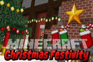 Christmas Festivity Mod for Minecraft