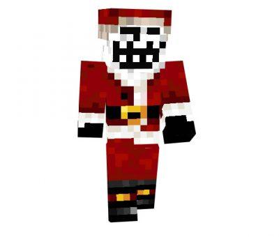 DomaxX (Santa Claus) Skin for Minecraft
