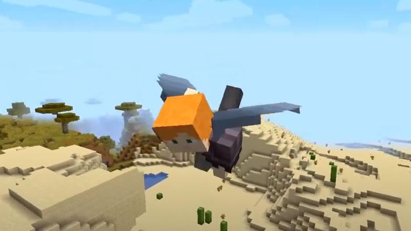 Easy Elytra Takeoff Mod Screenshot 2