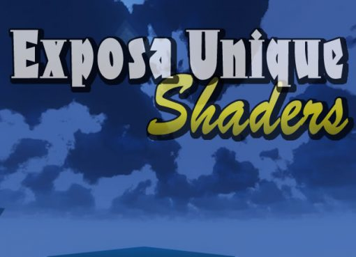 Exposa Unique Shaders for Minecraft