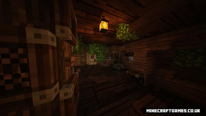 Hobbit House Map Screenshot 2
