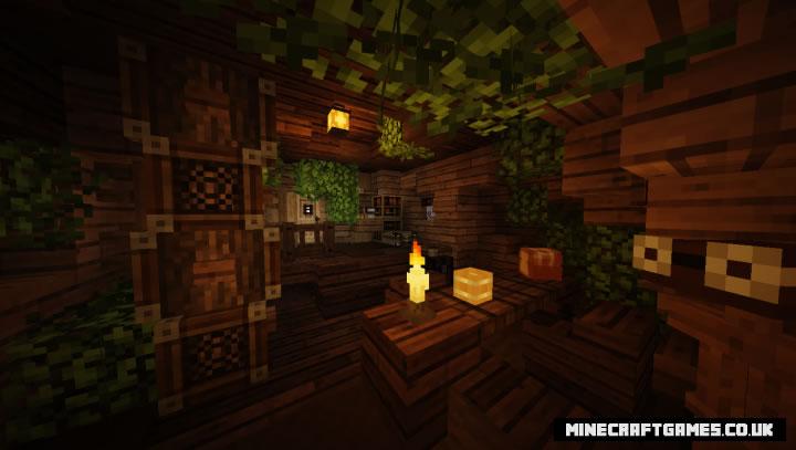 Hobbit House Map Screenshot