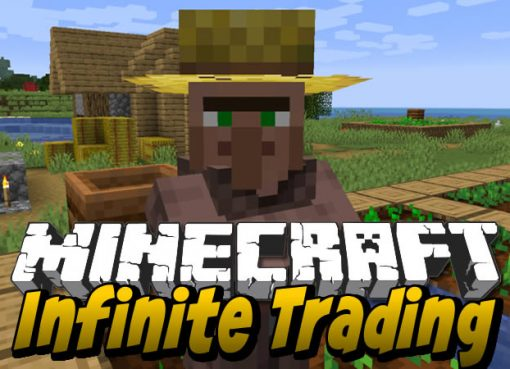 Infinite Trading Mod for Minecraft