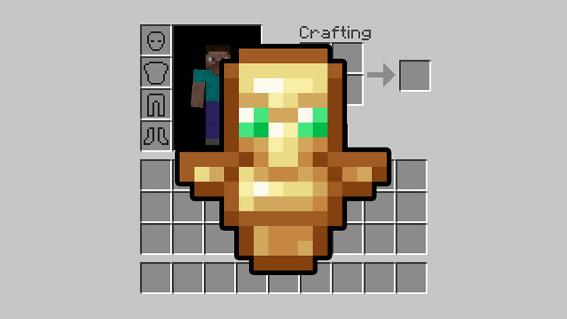 Inventory Totem Mod for Minecraft