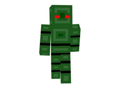 Jelyfish Skin | Minecraft Halloween