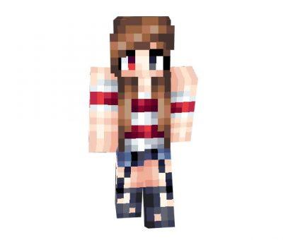 Keiko - Minecraft Skins for Girls
