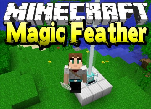 Magic Feather Mod for Minecraft