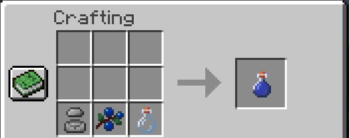 More Berries Mod Crafting Recipe 2