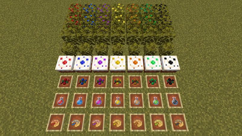 More Berries Mod Screenshot