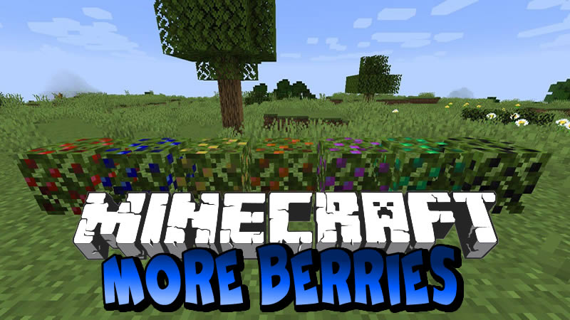 More Berries Mod for Minecraft