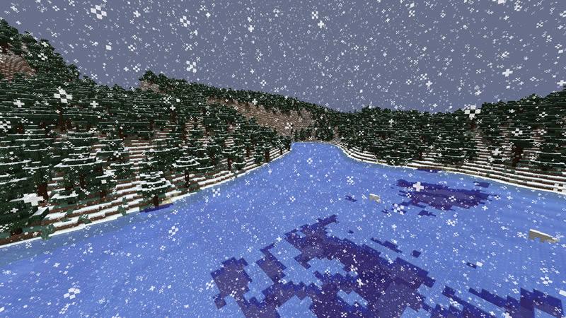Simplex Terrain Generation Mod Screenshot 4
