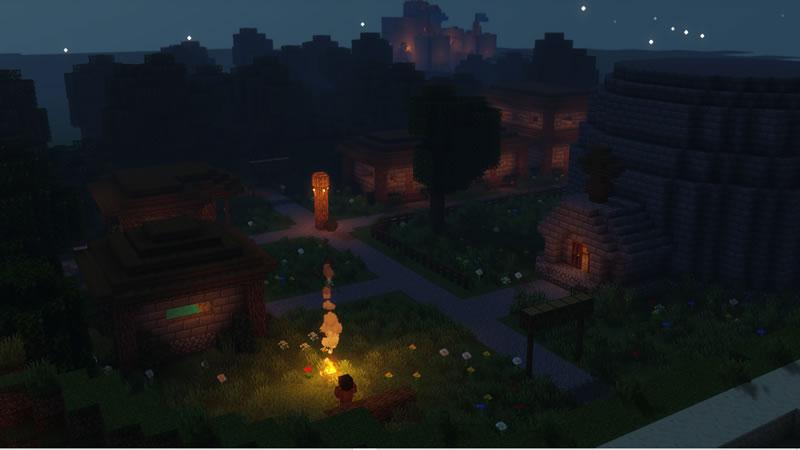 The Shadow RPG Map Screenshot