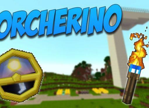Torcherino Mod for Minecraft
