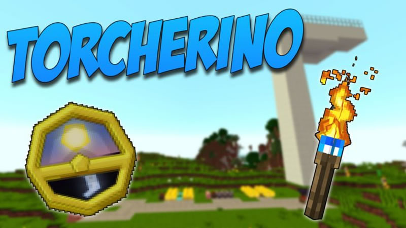 Torcherino Mod for Minecraft