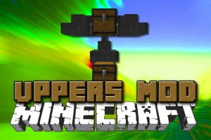 Uppers Mod for Minecraft