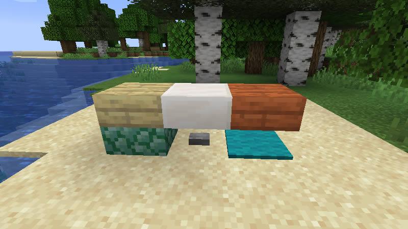 Vanilla Parts Mod Screenshot 2