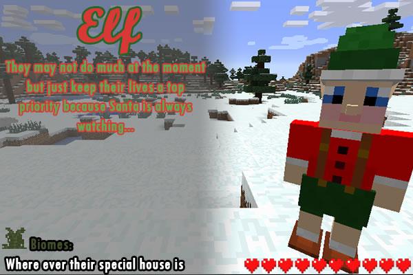 Wintercraft Mod Screenshot 12