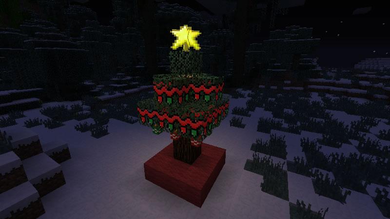Wintercraft Mod Screenshot 2