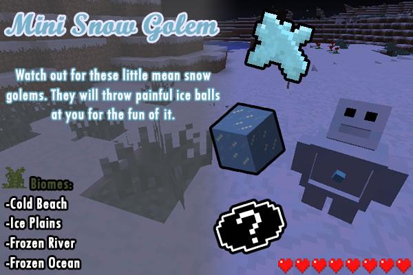 Wintercraft Mod Screenshot 5
