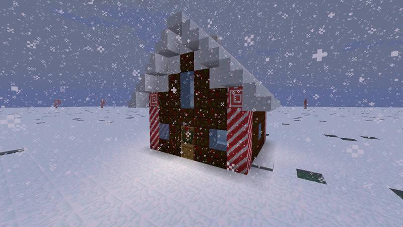 Wintercraft Mod Screenshot